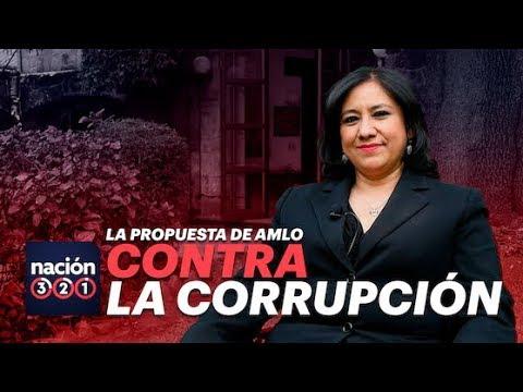 Irma Eréndira Sandoval: La propuesta de AMLO contra la corrupción