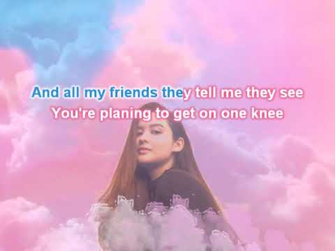 [KARAOKE] I Love You 3000 - Stephanie Poetri