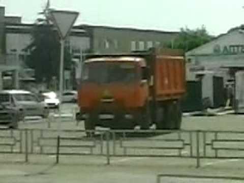 """""""Производство"""" строительных работ в Гулькевичском районе как """"ЭТО """"происходит на самом деле."""