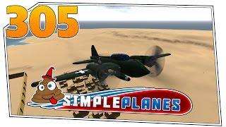Simple Planes #305 - Weiter gehts | Let's Play Simple Planes german deutsch HD
