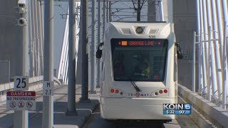 Ride the O: New MAX Orange line now running