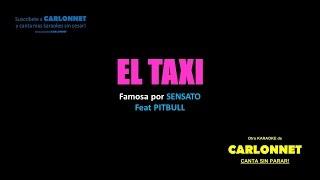 El Taxi - Karaoke