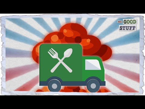 Modern Food Delivery Was Forged In Battle (And Beat the Nazis)