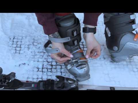 Ski Butternut: How To Put On Rental Ski Boots & Rental Skis