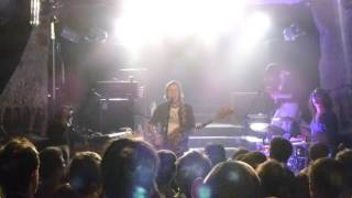 Okta Logue - Diamonds And Despair - live Milla-Club Munich 2016-May-07