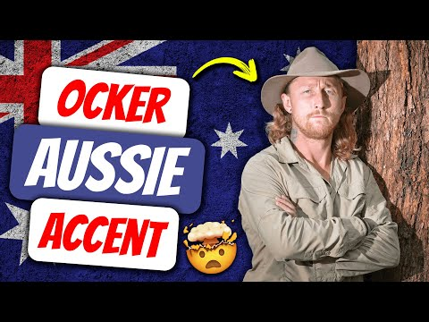 Can you understand his strong Aussie accent? | Ocker Aussie Accent | Real English Conversations