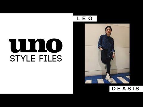 Style Files X Leo De Asis