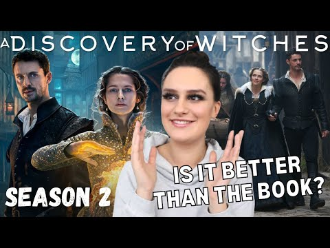 A Discovery of Witches Season 2: episode by episode review | thatfictionlife
