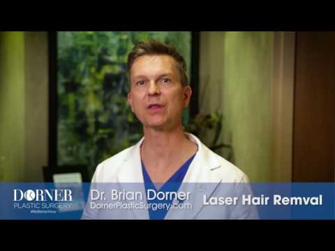 Laser Hair Removal at Dorner Plastic Surgery in Columbus, OH