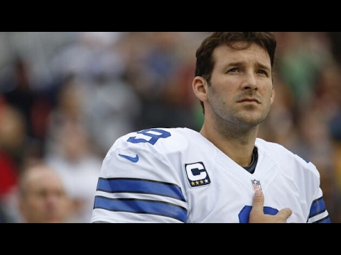 Tony Romo To Retire Or Be Released As Dallas Cowboys QB