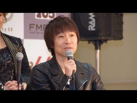 JUN SKY WALKER(S)・宮田和弥、斉藤和義、スガシカオらが丙午生まれライブ開催 『ROOTS66−Naughty 50−』