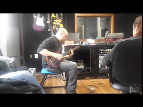 Horror Chamber - Guitar Recording