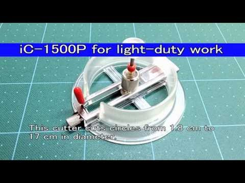 NT Circle Cutter  ic 1500