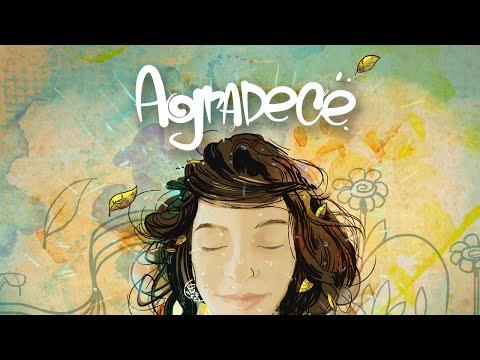Marina Peralta - Agradece (Lyric Video Oficial)