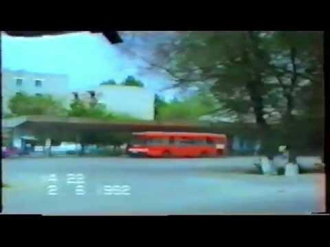 пгт. Кировский 1992г.