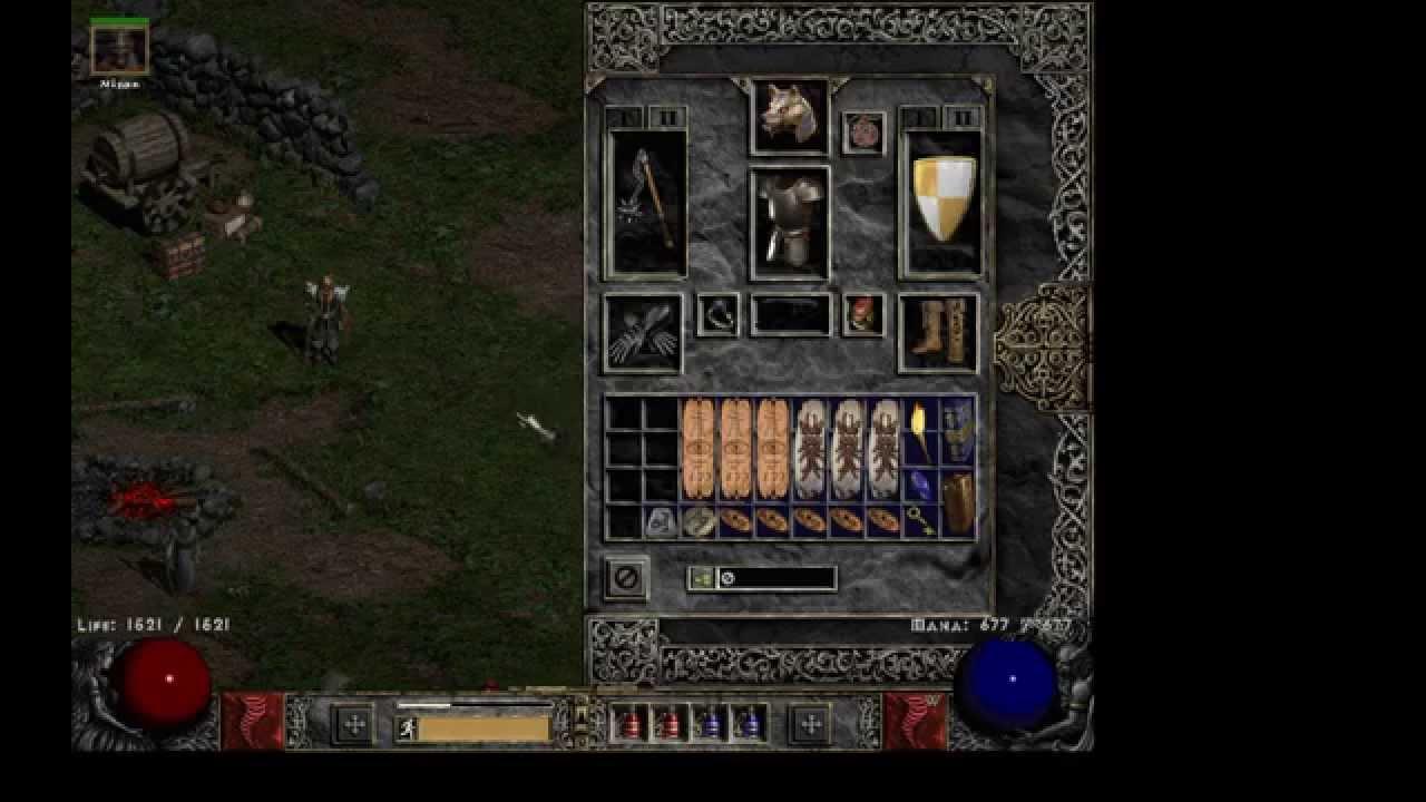 Diablo  Wind Druid Build