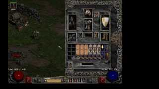 Diablo 2 Wind druid guide and fast Chaos run! (Old)