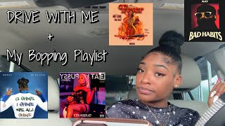 LIT SUMMER PLAYLIST 2019🥵 + Drive With Me !!!