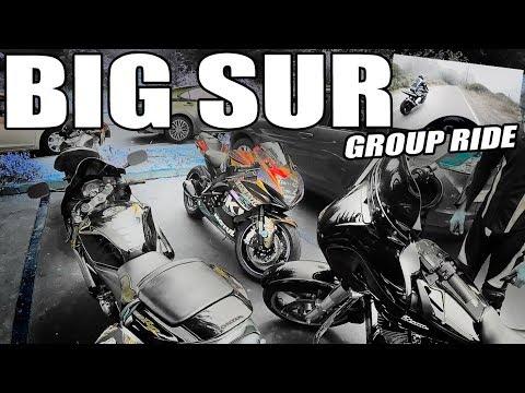 BIG SUR I Group Ride!!