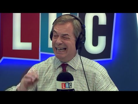 The Nigel Farage Show: Is it time for regime change? Live LBC - 2nd January 2018