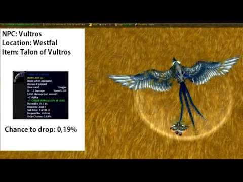 WoW Gold Guide 1000 - 5000g  -  Item farm | Talon of Vultros