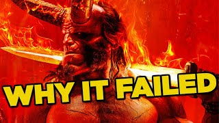 Why Hellboy Failed