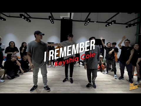 I Remember - Keyshia Cole (ft. Leftside) | MJ Arda Choreography | The Series S3.E1