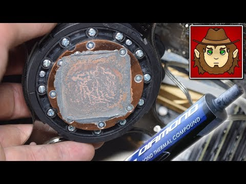 Will IC Diamond Scratch..? (CPU, GPU  Dies, Heat Sinks And Blocks.)