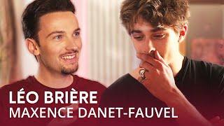JE LIS DANS SES PENSÉES ! ft. Maxence Danet-Fauvel (SKAM FRANCE)