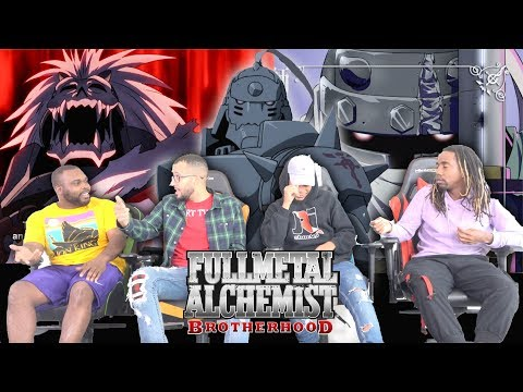 Secrets Of The Philosopher Stone! Full Metal Alchemist: Brotherhood Episodes 7 & 8 REACTION/REVIEW