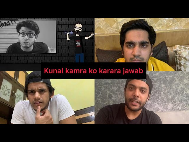 Our reply to Kunal kamra | kunal kamra roasting carry minati | Realhit on Kunal | DSP Vlogs