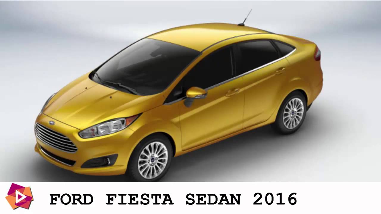 ford fiesta sedan 2016 interior and exterior 3d view with colour variants hd youtube. Black Bedroom Furniture Sets. Home Design Ideas