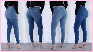 FASHION NOVA JEAN GUIDE | EMPHASIZE THE BOOTY