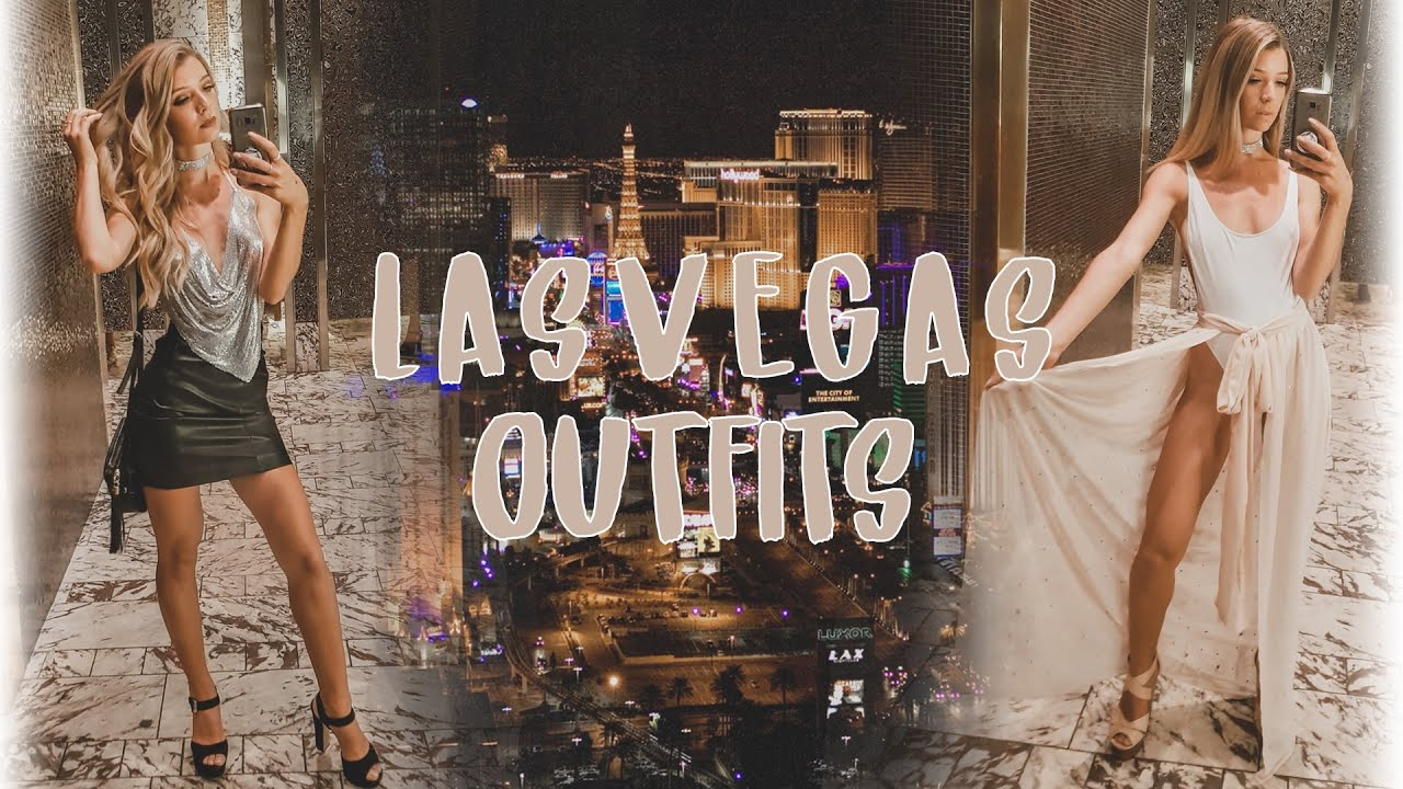 [VIDEO] - Las Vegas Outfits lookbook Vlog 2