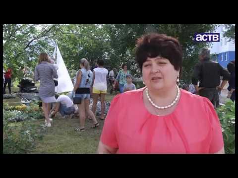 """В Южно-Сахалинске детские сады продолжают украшать территорию для конкурса """"Цветущий сад"""""""