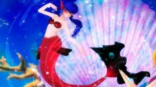 [Miraculous Ladybug] Deep Sea Girl (mermaid Marinette)