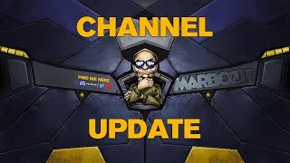 Channel Update - What's Been Happening and General State of the Channel - 7th September 2019