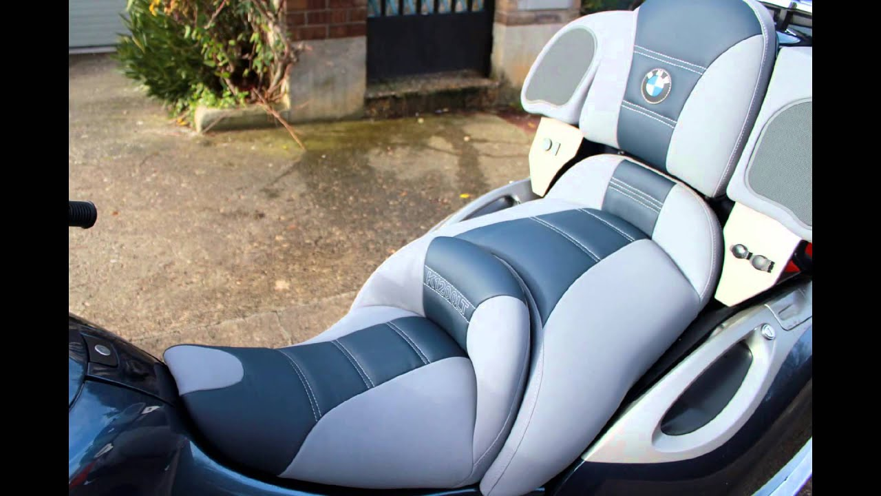 Tapiceria de la moto marquez sevilla youtube for Tapiceria de asientos de moto