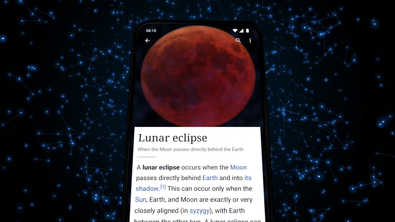 Introducing the Official Wikipedia App for Android
