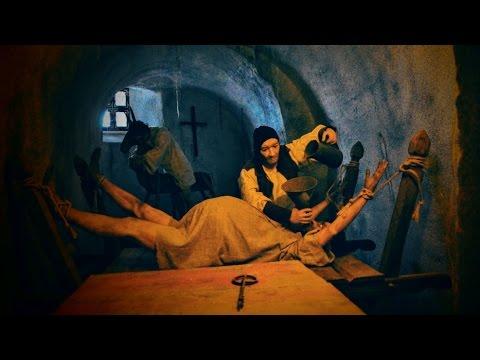 Hrad Loket: Folterkammer - Torture Chamber - Камера пыток [ CZECH REPUBLIC ]