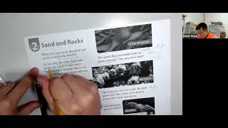 Publication Date: 2021-06-11 | Video Title: Sand and rocks