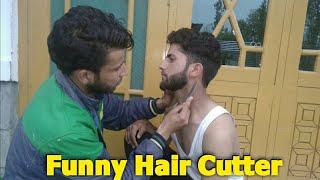 Kashmiri Funny Hair Cutter