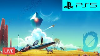 Looking for a new SHIP - NO MAN's SKY PS5 ( Survival ) - Part 10