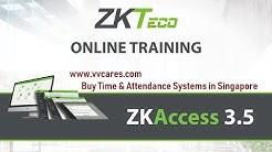 ZKAccess : Access Control & Biometrics