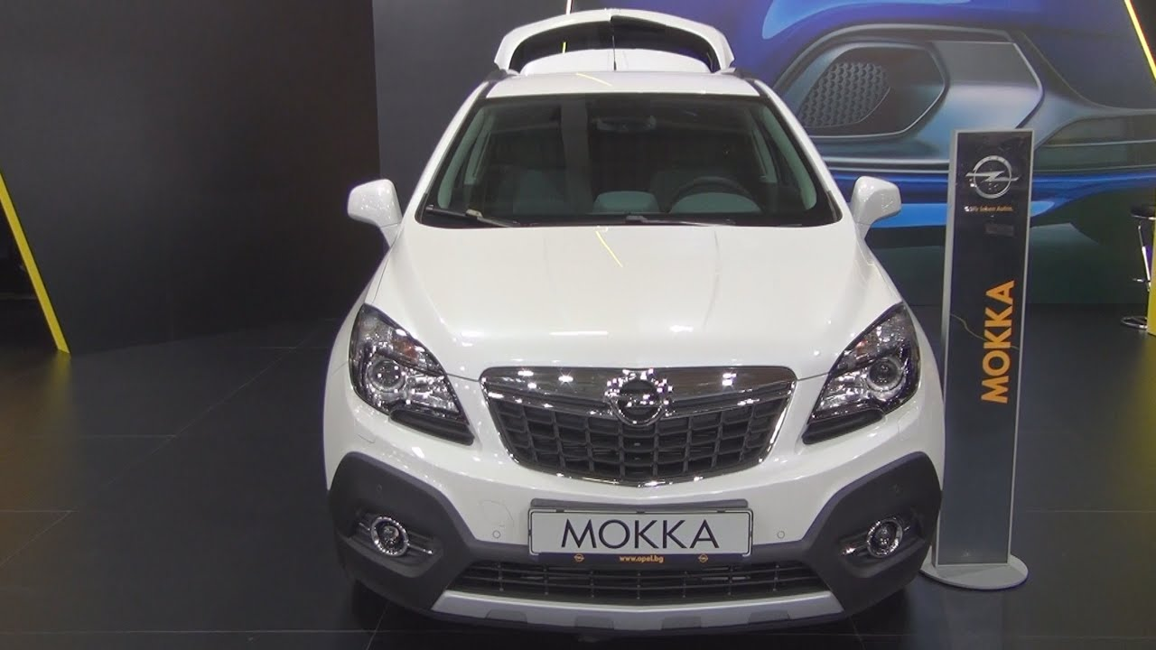opel mokka cosmo fwd 1 6 cdti 2016 exterior and interior in 3d youtube. Black Bedroom Furniture Sets. Home Design Ideas