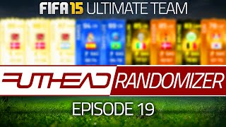 THE FUTHEAD RANDOMIZER #19 - OOHHH MOTM! (FIFA 15 ULTIMATE TEAM)