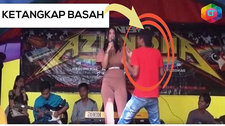 6 momen memalukan di panggung dangdut indonesia