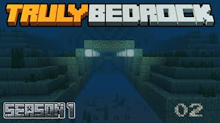 Truly Bedrock Episode 2: Economy, Exploration, and Monument Raiding!!