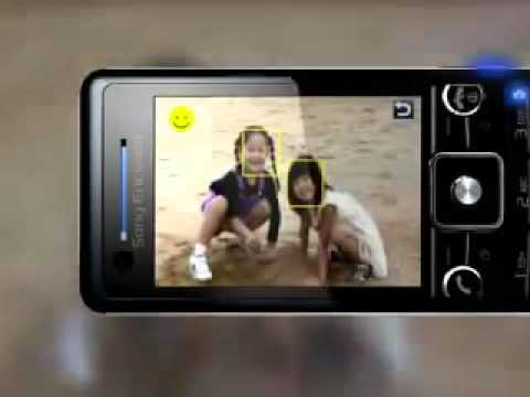 Sony Ericsson C510 Cyber-shot Commercial