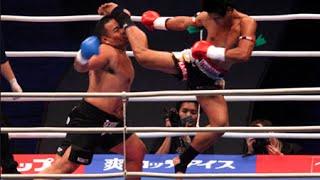 Muay Thai Champion vs. Taekwondo Champion | Lawrence Kenshin